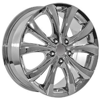 MAZDA WHEELS SKU 1015 18 INCH CHROME RIMS (MAZ 1015 18 CHR) Automotive