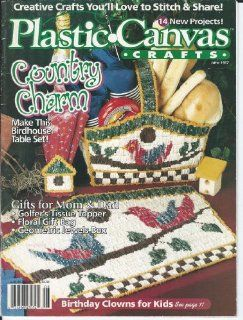 PLASTIC CANVAS CRAFTS MAGAZINE  JUNE 1997  Other Products