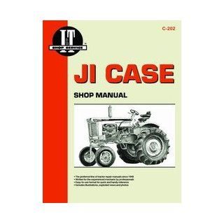 Case 630 630 C Tractor I&T Service Manual Jensales Ag Products Books