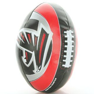 NFL Licensed Soft Plush Football (Falcons)  Football Official  Sports & Outdoors