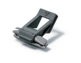 Topeak F22 Wedge Pack Fixer for Racing Style Rail Saddle  Bike Pack Accessories  Sports & Outdoors