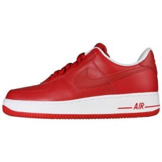 Nike Air Force 1 07 Low Varsity Red/White Mens Shoes 315122 661 Shoes
