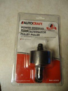 Autocraft Power Steering Pump/ Alternator Pulley Puller AC638 Automotive