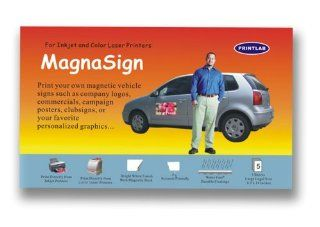 Printable Magnetic Vehicle Sign  Business And Store Signs