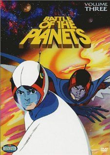 Battle of the Planets (Vol. 3) Alan Young, Keye Luke, Ronnie Schell, Janet Waldo, Casey Kasem, Alan Dinehart, Takayo Fischer, David Jolliffe, Alan Oppenheimer, William Woodson, David E. Hanson, Dick Shaw, Harry Winkler, Helen Sosin, Howard Post, Jack Pari