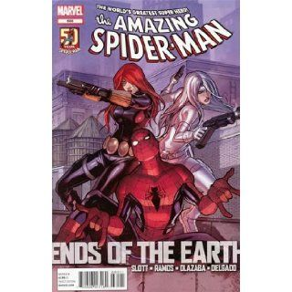Amazing Spider Man #685 slott Books