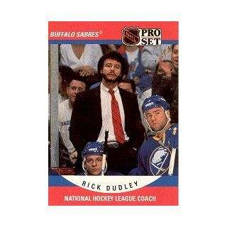 1990 91 Pro Set #662 Rick Dudley CO Sports Collectibles