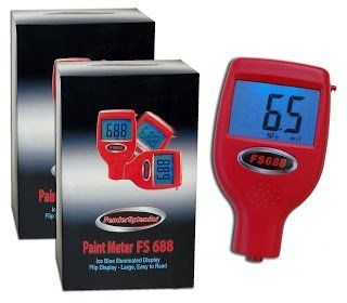 New Improved 2014 Fendersplendor FS688 Automotive Paint Meter Thickness Gauge   2 Pack   Save Money when you Buy 2 Automotive