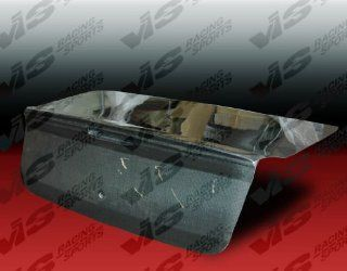 VIS 99 05 VW Jetta 4D Carbon Fiber Trunk Lid MK4/A4 03 Automotive