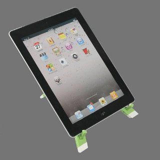 ZuGadgets Green Solid Portable Tablet Easel Stand for iPad / iPad 2 3 / Netbook / E books / Galaxy Tab / Other Tablet PC (7439 3) Computers & Accessories