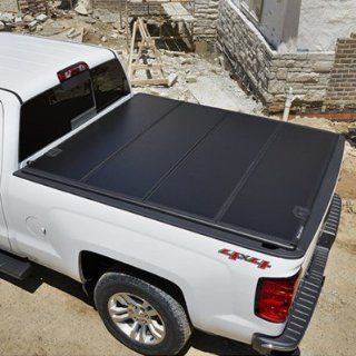 Genuine GM Accessories 22834742 Hard Folding Tonneau Cover Automotive