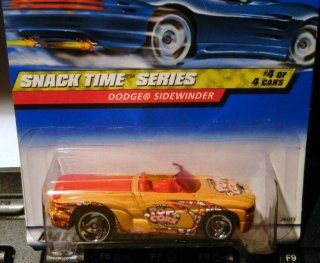 Hot Wheels Snack Time Series 4/4 Dodge Sidewinder Toys & Games