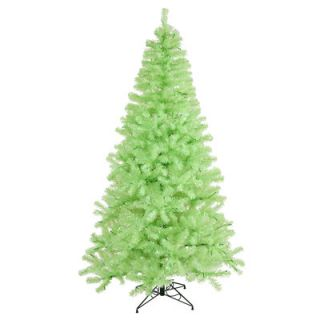 Vickerman 5 Green Chartreuse Artificial Christmas Tree with 200 Green