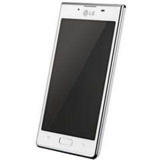LG Optimus L7 P705 (white) New Internatioanl Unlocked GSM Android Phone Cell Phones & Accessories
