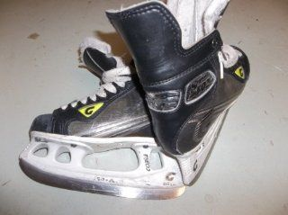 Graf Supra 705 Ice HOckey Skates   Size 5.5 (adult/teen)   Very Good structual Condition  Sports & Outdoors