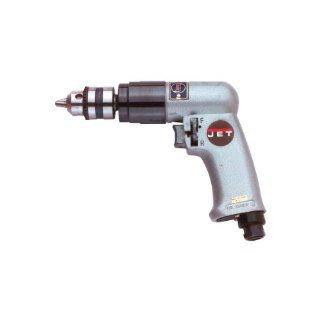 JET JSM 725 3/8 in 1, 800 RPM Reversible Heavy Duty Air Drill   Power Pistol Grip Drills