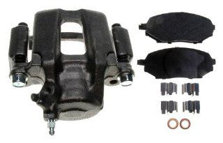 Raybestos RC10137 Professional Grade Remanufactured, Loaded Disc Brake Caliper Automotive