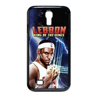 Customize Lebron James Samsung Galaxy S4 Case Hard Case Fits and Protect Samsung Galaxy S4 Cell Phones & Accessories