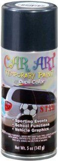 Dupli Color CA300 Red Car Art Temporary Paint   5 oz. Automotive