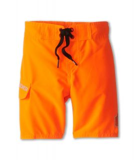 Quiksilver Kids Stomping Boardshort Boys Swimwear (Red)