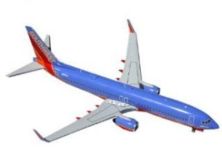 Gemini Jets Southwest 737 800 Diecast Aircraft, 1200 Scale Toys & Games
