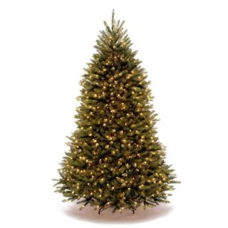 National Tree Co. Dunhill Fir 7.5 Green Artificial Christmas Tree