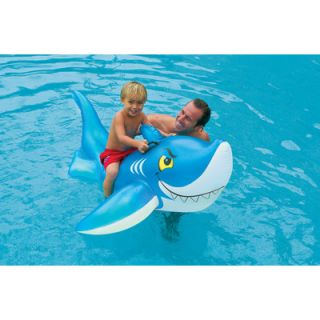 Intex Friendly Shark Ride On