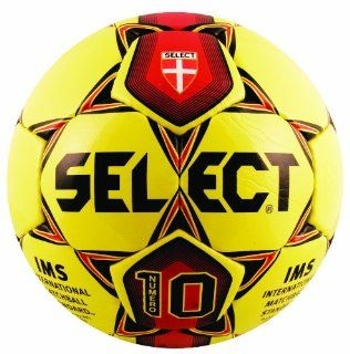 SELECT 02 740 1 Numero 10 Soccer Ball  Select Royale Soccer Ball  Sports & Outdoors