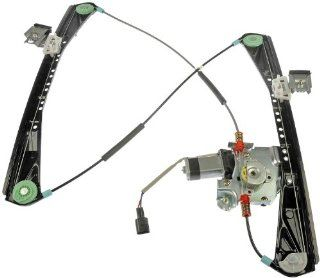 Dorman 741 877 Ford Lincoln LS Front Passenger Side Window Regulator with Motor Automotive