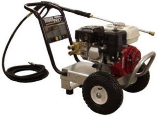 Mi T M WP 3000 4MHB Cold Water Direct Drive, 196cc Honda OHV Gasoline Engine, 3000 PSI Pressure Washer