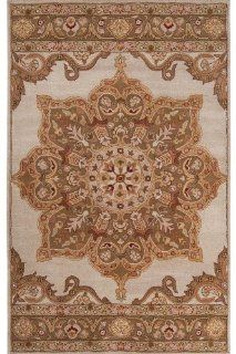 "Classic Brielle Area Rug, 8'3""x11', BEIGE   Area Rug Sets"