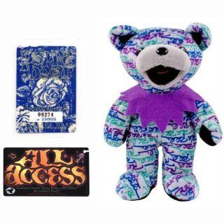 Grateful Dead   Bean Bear   Poppa Bear   Plush Toy Limited Edition Toys & Games