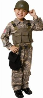 Army Special Forces Toddler Costume Clothing
