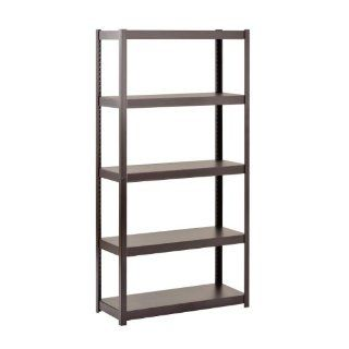 Edsal MR301260L5 Heavy Duty Steel 5 Tier Storage Shelving