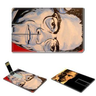Malcom X Historical Figures Customized USB Flash Drive 16GB Computers & Accessories