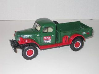 First Gear Die Cast Truck, 18 2797, 1949 Dodge Power Wagon Express Pickup, Wyffels Hybrids, 1/30th scale Toys & Games