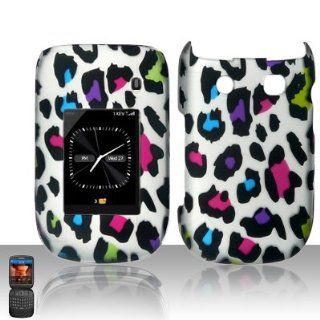Blackberry Storm II 9550 Case Ravishing Leopard Design Hard Cover Protector (Verizon) with Free Car Charger + Gift Box By Tech Accessories Cell Phones & Accessories