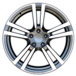 Marcellino Autobahn 22 inch wheels   Porsche, VW, Audi SUV fitment   Gunmetal with Machined Face Finish   22x9.50 Automotive
