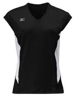 Mizuno Women's Classic Cap Sleeve Volleyball Jersey  Sports & Outdoors