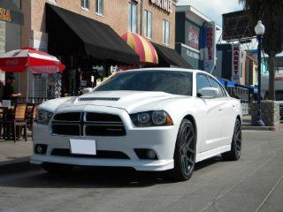 2011 2013 Dodge Charger RK Sport Ram Air Hood Automotive
