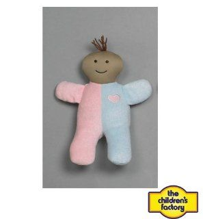 Heart Of Mine Hispanic Baby, PINK/BLUE by The Children's Factory (100 777) Toys & Games