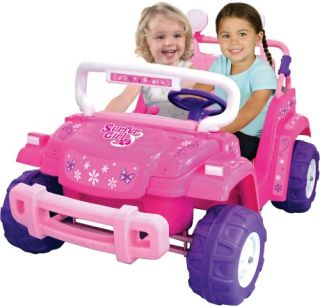 Kid Motorz Surfer Girl SUV Battery Powered Riding Toy   Battery Powered Riding Toys