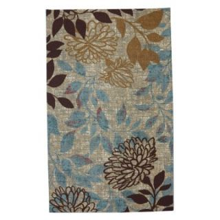 Mohawk Home Bella Garden Indoor/Outdoor Rug   Area Rugs