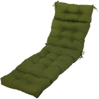 Greendale Home Fashions 72 inch Outdoor Chaise Lounger Cushion   Outdoor Cushions