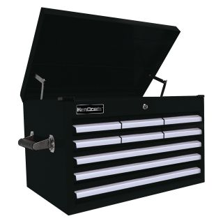 Kennedy KenCraft 9 Drawer Professional Top Chest   Tool Chests & Cabinets