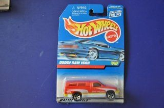 #797 Dodge Ram 1500 5 Hole Wheels Collectibles Collector Car Hot Wheels Toys & Games