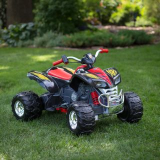 Fisher Price Power Wheels Hot Wheels KFX ATV Battery Powered Riding Toy   Battery Powered Riding Toys