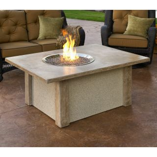 Outdoor GreatRoom San Juan Gas Fire Pit Table   Fire Pits