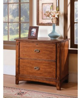 Mission Hills Lateral Filing Cabinet Kathy Ireland   File Cabinets