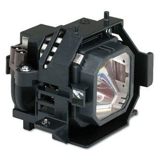 Epson EMP 835P Projector OEM Replacement Lamp w/ Original Philips Bulb Inside, w/ Generic Housing Electronics